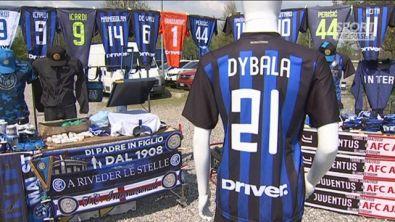 Appiano, Dybala è già nerazzurro