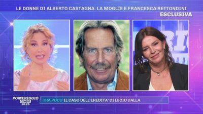 Il ricordo di Alberto Castagna - Parla la ex Francesca Rettondini
