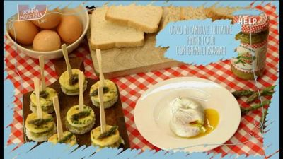 Come si cucina l'uovo in camicia?