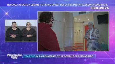 Rebecca De Pasquale e la dieta Lemme