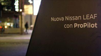 Nissan Leaf atto secondo