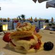 HOTEL SOLEMARE  menu vegano