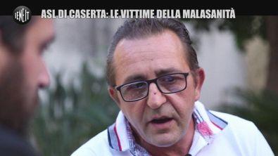 Malasanità a Caserta: la testimonianza di Domenico