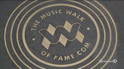 """Ecco la """"Wolk of Fame"""" di Londra"""