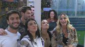 Gli auguri di Stefania Orlando e dei VIP per Simone Gianlorenzi