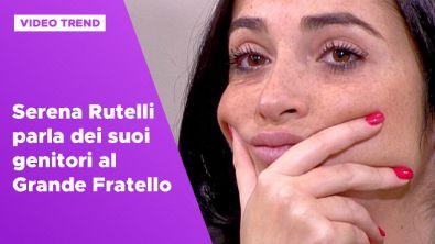 Serena Rutelli parla dei suoi genitori