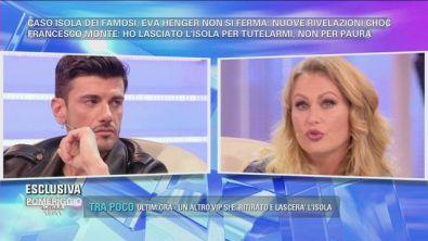 Francesco Monte - Eva Henger e il canna-gate