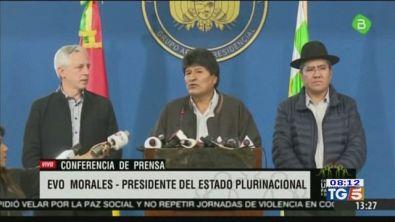 Bolivia a rischio golpe Morales: polizia ribelle