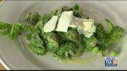 Gusto Verde: orecchiette con zucchine, piselli e ricotta
