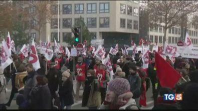 La protesta continua. La Francia è bloccata