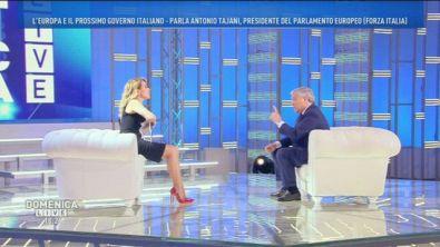 Antonio Tajani e l'Europa