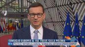 Breaking News delle 18.00 | Consiglio europeo al via, focus sulla Polonia