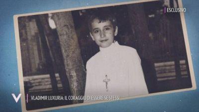 Vladimir Luxuria: il coraggio di essere se stessi