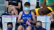 Olimpiadi di Tokyo, Tom Daley lavora a maglia: il motivo
