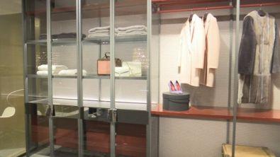 Poliform reinventa la cabina armadio