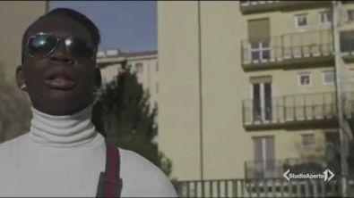 Arrestato il rapper rapinatore