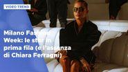 Milano Fashion Week: le star in prima fila (e l'assenza di Chiara Ferragni)