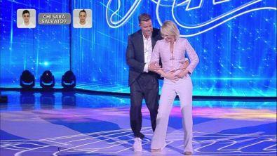 Maria De Filippi e Ricky Martin: Il sexy balletto - Quarta puntata Serale