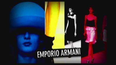 Jo Squillo: Emporio Armani, la collezione per l'inverno 2020/21