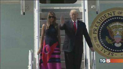 Trump attacca Mosca e domani incontra Putin