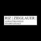 Riz - Zieglauer · Studio Legale · Anwaltskanzlei