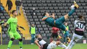 Serie A: Udinese-Milan 1-2