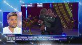 La sorpresa di Leo per papà Pierpaolo