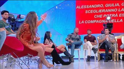 Alessandro e Veronica: l'ultima lite