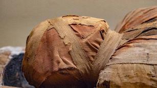 Sembrava una mummia come le altre, ma nascondeva un segreto
