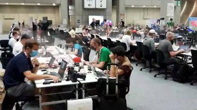 Tokyo 2020, giornalisti di tutto il mondo pronti per le Olimpiadi