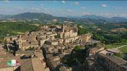Loro Piceno, Ripe San Ginesio, Urbino: tutto d'un fiato!