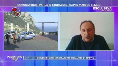 Coronavirus, Capri: divieto di sbarco per i non residenti fino al 14 aprile