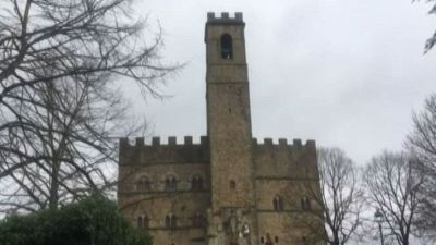 Dante 700, il Poeta in Casentino: l'esilio nel Castello di Poppi