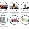 Rubino Srl - Foils e Materiali per stampa professionale