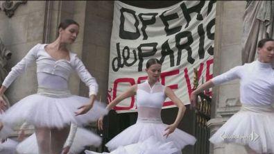 La protesta a passo di danza