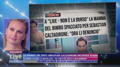 A proposito di Sebastian Caltagirone...