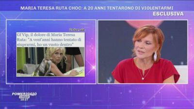 Patrizia Rossetti: ''Il tentativo di stupro ha segnato Maria Teresa''