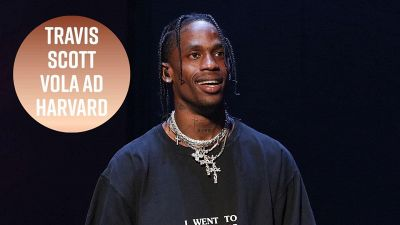 Travis Scott, professore (per un giorno) ad Harvard