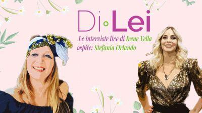 Irene Vella intervista Stefania Orlando per DiLei