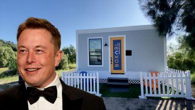 Come funziona e quanto costa la mini-casa di Elon Musk