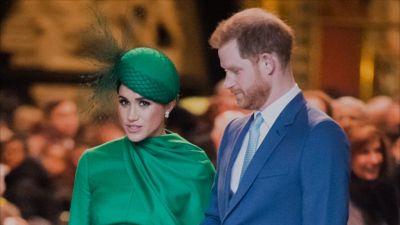 Svelati i piani del Principe Harry e di Meghan per il battesimo di Lilibet