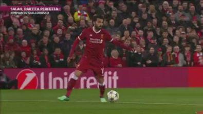 Salah e la partita perfetta