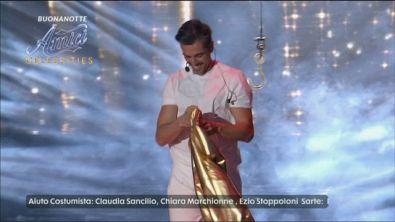 Massimiliano Varrese è il quarto finalista di Amici Celebrities