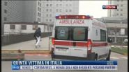 Breaking News delle 14.00 | Quinta vittima in Italia