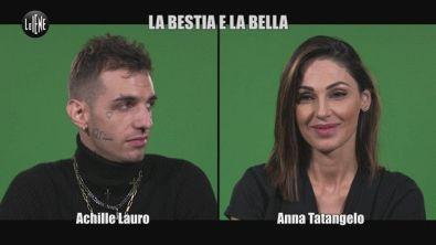 INTERVISTA DOPPIA: Anna Tatangelo e Achille Lauro: che strana coppia!