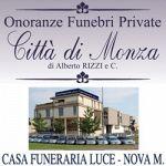 Agenzia Funebre - Citta' di Monza Alberto Rizzi Onoranze Pompe Funebri