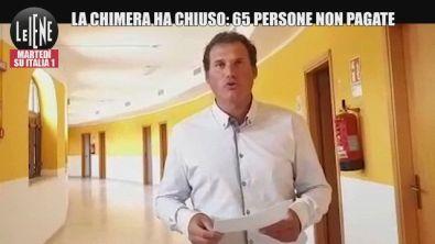 """Ha chiuso la clinica psichiatrica La Chimera: """"Debiti e 65 persone senza stipendio"""