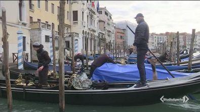Venezia ferita prova a rialzarsi