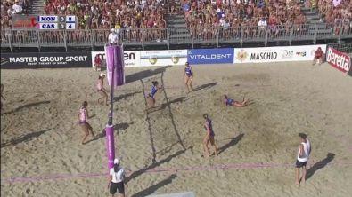 Lega Volley Summer Tour, a Monza la Supercoppa