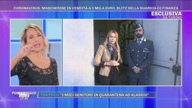 Emergenza Coronavirus: mascherine in vendita a 5mila euro, blitz della GdF